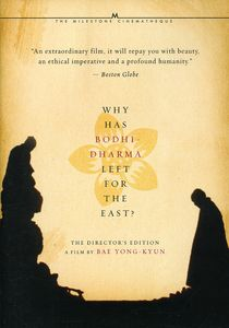 Why Has Bodhi-Dharma Left for the East