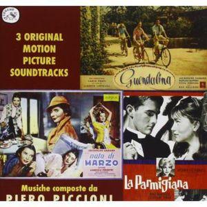 Guendalina /  Nata Di Marzo /  La Parmigiana (Original Soundtracks) [Import]