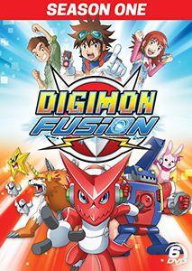 Digimon Fusion: Season 1