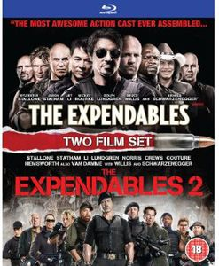 Expendables 1 & 2 [Import]