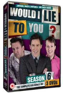 Would I Lie to You?: The Complete 6th Series [Import]