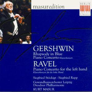Rhapsody in Blue /  Piano Concerto