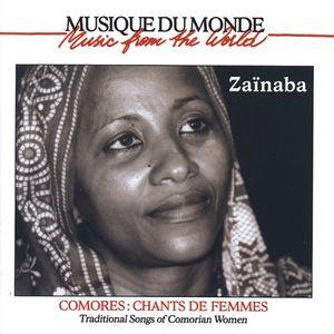 Traditional Songs of Comorian Women