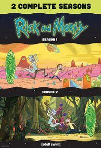 Rick And Morty: Seasons 1-2