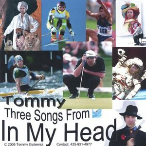 Three Songs from in My Head