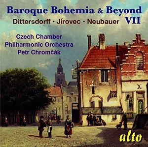 Baroque Bohemia & Beyond Vol II