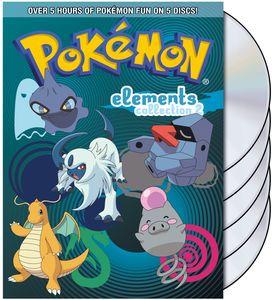 Pokémon Elements: Collection Part 2