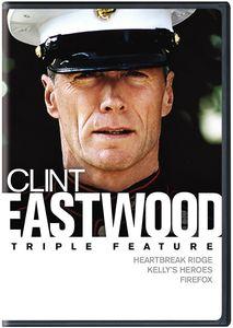 Clint Eastwood Triple Feature: Heartbreak Ridge /  Kelly's Heroes /  Firefox
