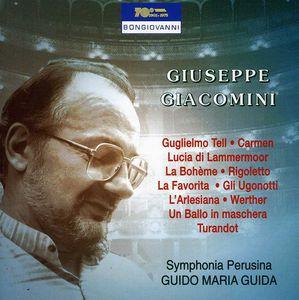 Giuseppe Giacomini Sings Opera Arias