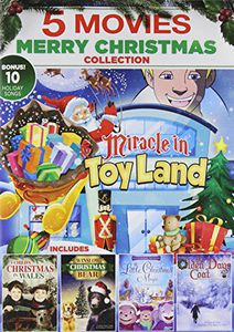 Five Movies Merry Christmas Collection