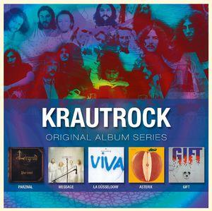 Krautrock: Original Album Series [Import]