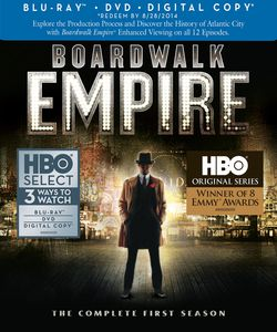 Boardwalk Empire: Complete First Season