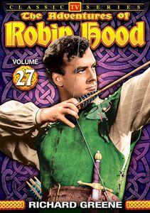 The Adventures of Robin Hood: Volume 27