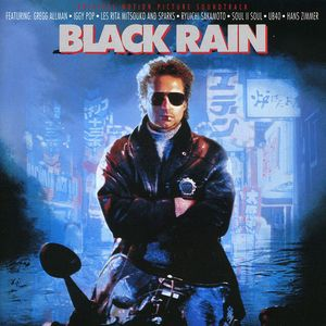 Black Rain (Original Soundtrack) [Import]