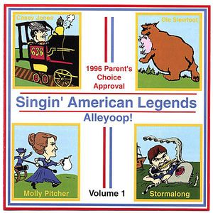 Singin American Legends