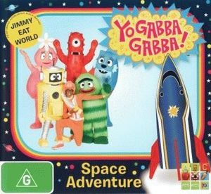 Yo Gabba Gabba: Space Adventure [Import]