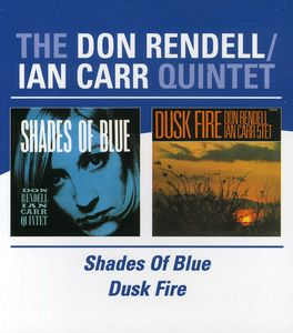 Shades Of Blue/ Dusk Fire [Import]