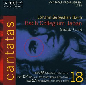Cantatas 18