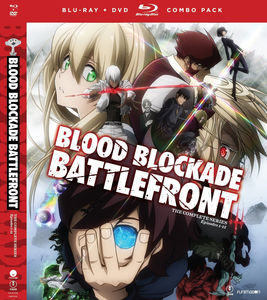 Blood Blockade Battlefront: The Complete Series