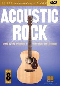 Acoustic Signature Licks