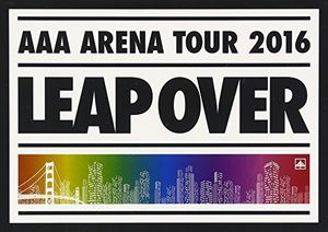 Aaa Arena Tour 2016: Leap Over [Import]