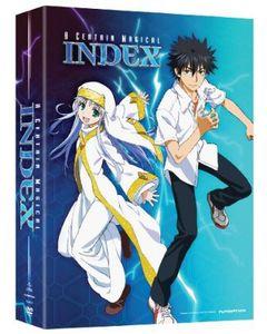 A Certain Magical Index: Season 1 Part 1