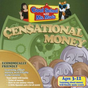 Cool School with Ms. Maria & Censational Money