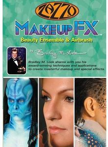 Makeup Fx: Beauty Ensemble and Airbrush