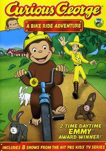 Curious George: A Bike Ride Adventure