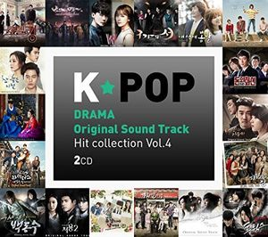 K-Pop Drama OST Hit Collection Vol 4 /  Various [Import]