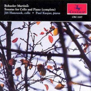 Sonata 1 for Cello & Piano
