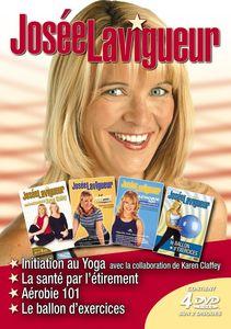 Yoga, L'Entirement, Aerobie 101 Et Ballon D'Exercises