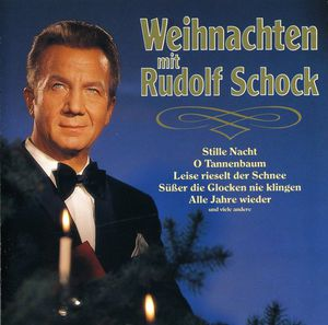 Weihnachten Mit Rudolf Schock [Import]