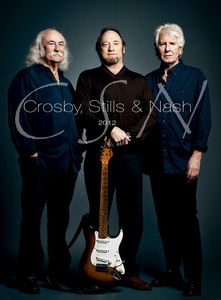 Crosby, Stills & Nash: 2012