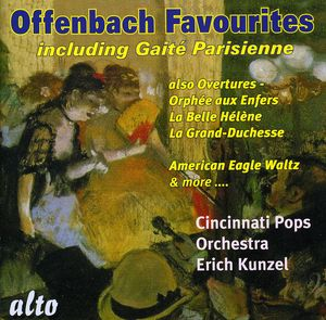 Orchestral Favourites Including Gaite Parisienne