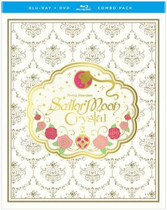 Sailor Moon Crystal Set 2 (Limited Edition)