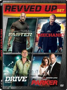Drive /  Parker /  Faster /  The Mechanic