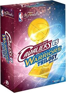 Cleveland Cavaliers Vs Golden State Warriors Trilogy (2015-2017) [Import]