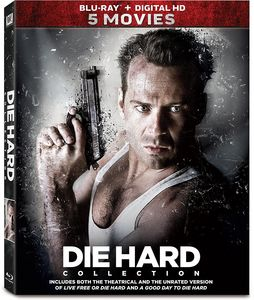 Die Hard Collection (5 Movies)