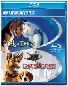 Cats & Dogs /  Cats & Dogs: The Revenge of Kitty Galore