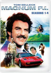 Magnum, P.I.: Seasons 1-4