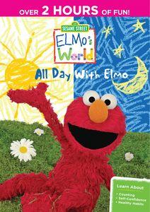 Sesame Street: Elmo's World - All Day With Elmo