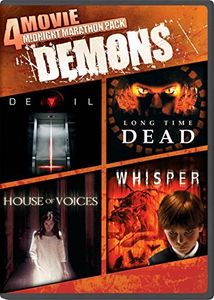 4 Movie Midnight Marathon Pack: Demons