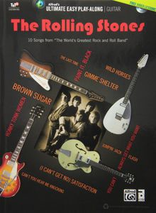 The Rolling Stones Ultimate Easy Guitar Play-Along