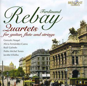 Quartets for Guitar Flute & Strings