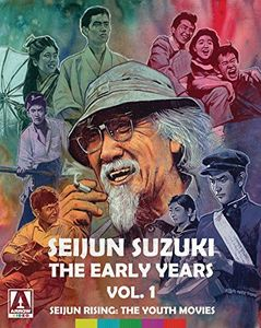 Seijun Suzuki: The Early Years: Volume 1
