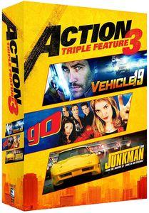 Action Triple Feature