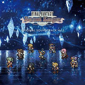 Final Fantasy: Record Keeper Vol 2 (Original Soundtrack) [Import]