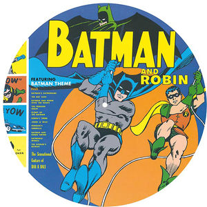 Batman & Robin - O.S.T.