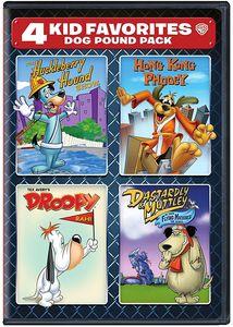 4 Kid Favorites: Dog Pound Pack